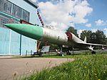 Tupolev Tu-128 at Central Air Force Museum Monino pic5.JPG
