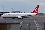 Turkish Airlines, TC-JFJ, Boeing 737-8F2 (18318622251).jpg