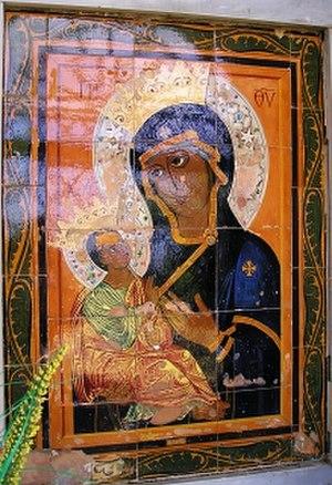 Tusculum - Madonna del Tuscolo.