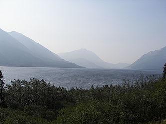 Tutshi Lake from Klondike Highway, British Columbia 6.jpg