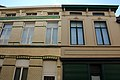 Twee burgerhuizen, Sint-Annastraat, Zottegem 01.jpg
