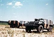 Du soveti-finkonstruita BTR-152V2. JPEG