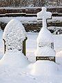 Two graves in Clayton Churchyard (3256503956).jpg