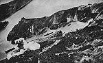U.S. Navy carrier aircraft attack the Japanese naval base at Kure, Hiroshima, Japan, on 28 July 1945.jpg