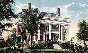 University of North Dakota - Original President's Mansion