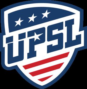 United Premier Soccer League - Image: UPSL new logo