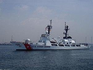 USCGC Jarvis WHEC-725