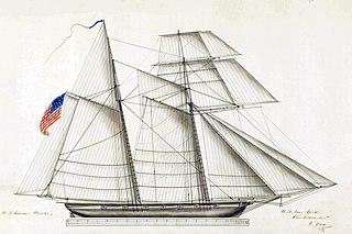 schooner in the United States Navy