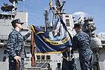 USS Bonhomme Richard (LHD 6) Sailors conduct a Drill Meet Rehearsal 170216-N-XT039-079.jpg