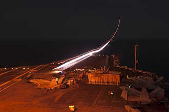 Carrier Strike Group 1 - Flight operations (18 January 2013)