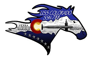 USS Colorado (SSN-788)