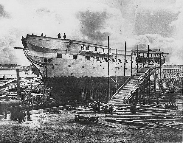 Launching Ships