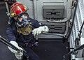 USS Fitzgerald sailors drill 130925-N-IY633-040.jpg