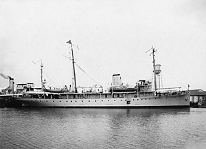 USS Fulton (AS-1) - USS Fulton (AS-1)
