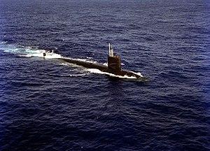 USS Seepferdchen (SSN-669)