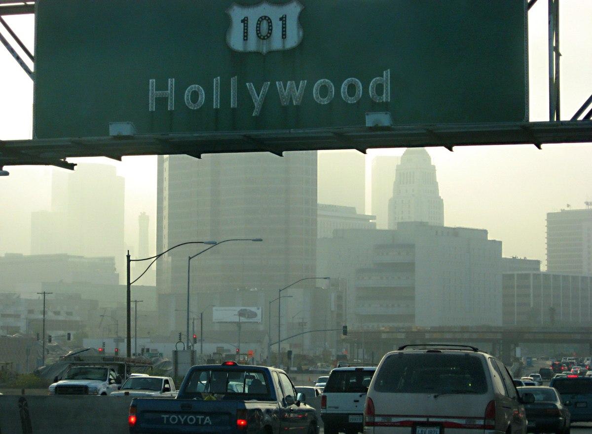 Pollution in California - Wikipedia