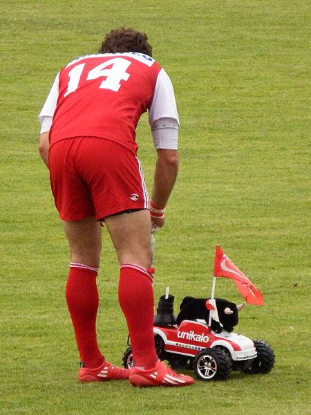 2013–14 Rugby Pro D2 season—12 April 2014, Stade Maurice Boyau. Match between:  US Dax—Lyon OU
