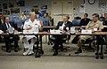 US Navy 090910-N-7676W-044 Chief of Naval Operations (CNO) Adm. Gary Roughead speaks to board members during the 52nd Semi-Annual Naval Postgraduate School Board of Advisors Meeting.jpg