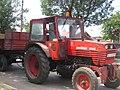 UTB - Tractor Universal 650M in Bucharest 2007.jpg