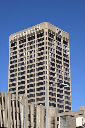 University of Washington Educational Outreach - The UW Tower, the location of UWEO