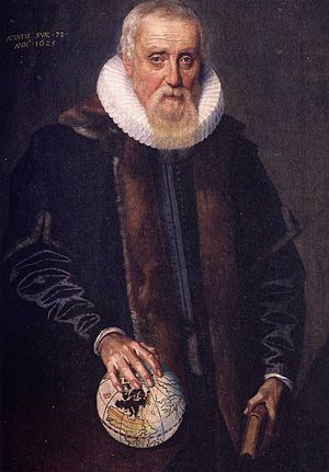 University of Groningen - Ubbo Emmius was the first rector magnificus of the University of Groningen