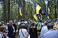 Ukrainian Delegation in Levashovo Memorial Cemetery 24.JPG