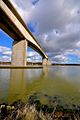 Under the Orwell Bridge and by the river4.jpg