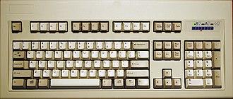 Unicomp - Image: Unicomp Customizer Classic 104Key