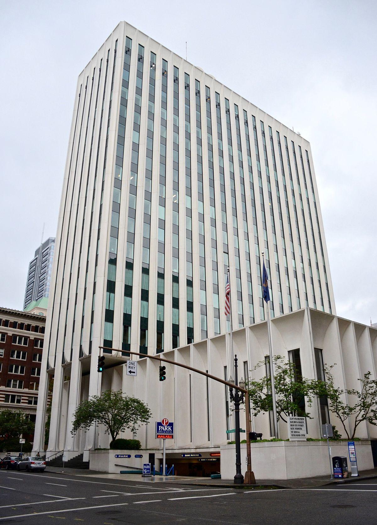 Union Bank Tower - Wik... Union Bank Building