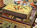 Union Match matchbox for advertising on a counter pic1.JPG