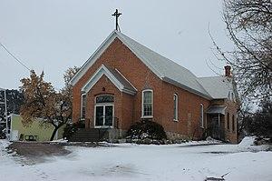 Malad City, Idaho - Image: United Presbyterian Church Malad Idaho