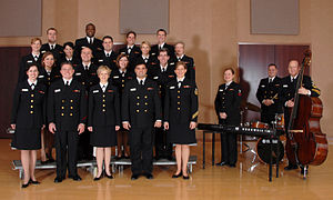 "United States Navy Band ""Sea Chanters&quo..."