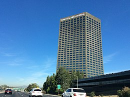 Universal City, Comcast-NBCUniversal Headquarters New.jpg