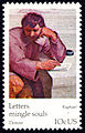 Universal Postal Union Raphael 10c 1974 issue U.S. stamp.jpg