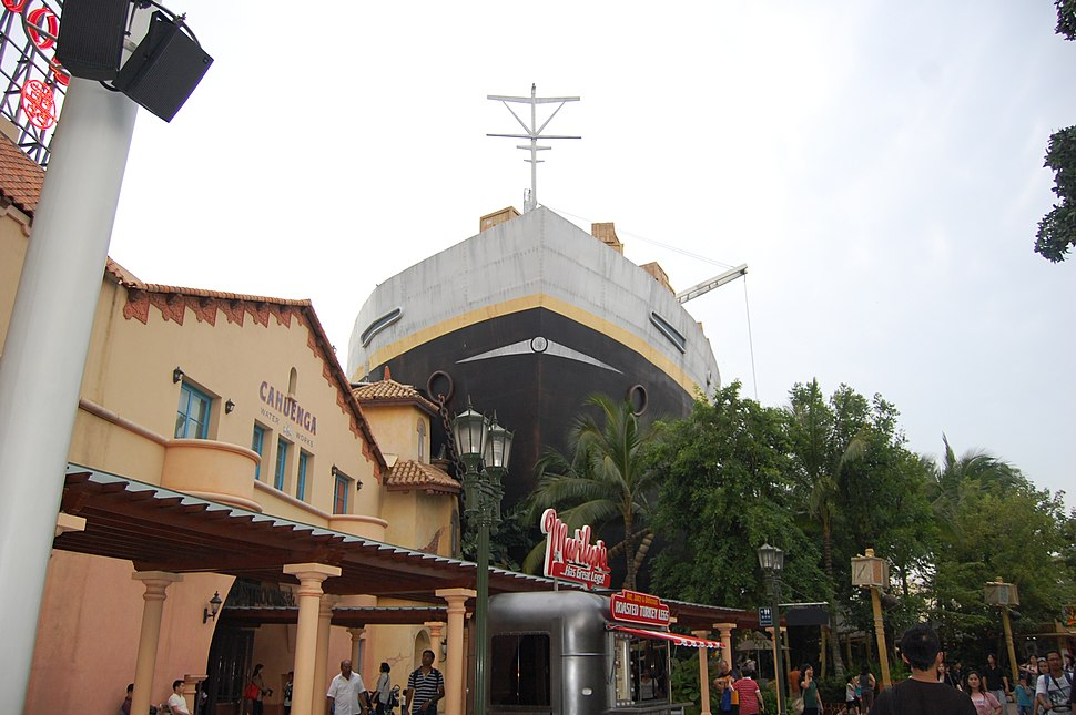 Universal Studio Singapore (78)