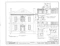 University of Georgia, Demosthenian Hall, Athens, Clarke County, GA HABS GA,30-ATH,4A- (sheet 3 of 5).png