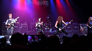 Unleash the Archers Canadian band