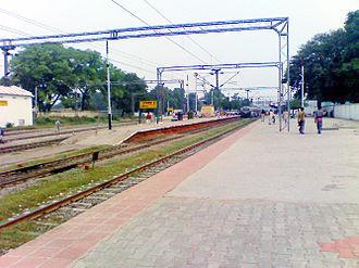 Unnao - Unnao Railway Station