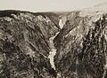 Untitled (Grand Canyon of the Yellowstone with Lower Falls in the distance).jpg