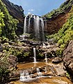 Upper Wentworth Falls 3, NSW, Australia - Nov 2008.jpg