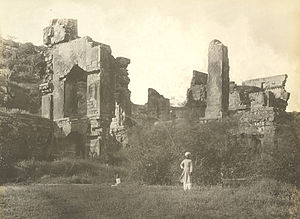 Reddy - Palace ruins, Kondapalli fort, Reddy Kingdom