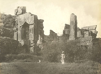 Reddy - Palace ruins, Kondapalli fort, Reddy Kingdom