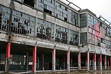 Photographie montrant l'usine Tase