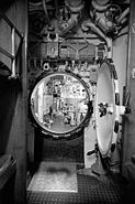 VII C U-Boot Druckschott
