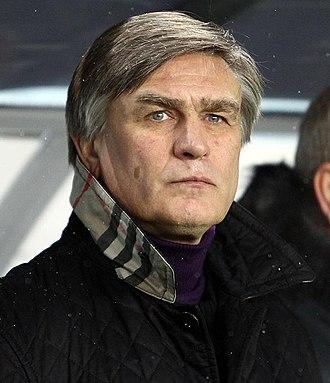 Valery Petrakov - Coaching Khimki in 2012