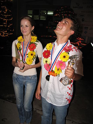 World Youth Chess Championship - Valentina Golubenko and Ivan Šarić won Under-18 titles in 2008.