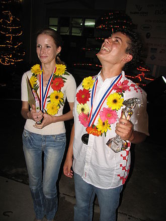 World Youth Chess Championship - Valentina Golubenko and Ivan Šarić won Under-18 titles in 2008.