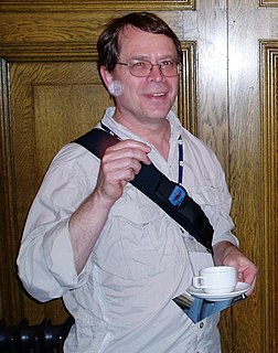 Van Jacobson computer scientist and primary contributor to the TCP/IP protocol