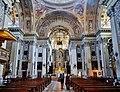 Venezia Chiesa di San Nicola di Tolentino Innen Langhaus Ost 1.jpg