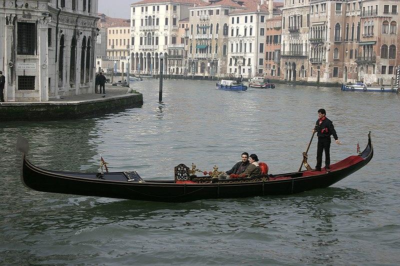 File:Venice - Gondola 02.jpg